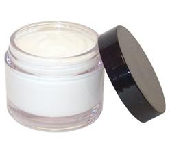 pot cosmetique copolymère acrylique cristal - Polymix