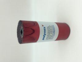 Films de marquage à chaud métallique rouge